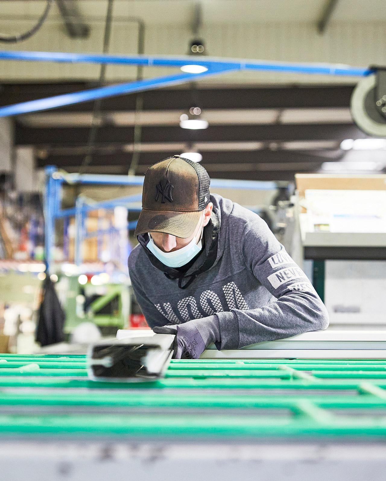 Préfalu : fabricant de portail aluminium 100 % français